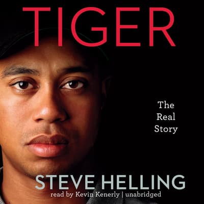 Tiger by Steve Helling audiobook
