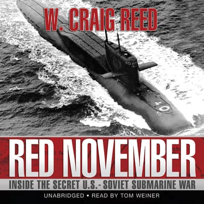 Red November by W. Craig Reed audiobook