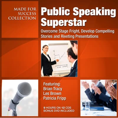 Public Speaking Superstar by Made for Success audiobook