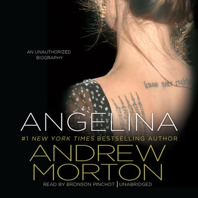Angelina by Andrew Morton audiobook