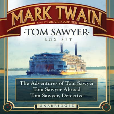 Tom Sawyer Box Set by Mark Twain audiobook
