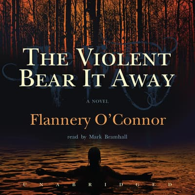 The Violent Bear It Away by Flannery O'Connor audiobook