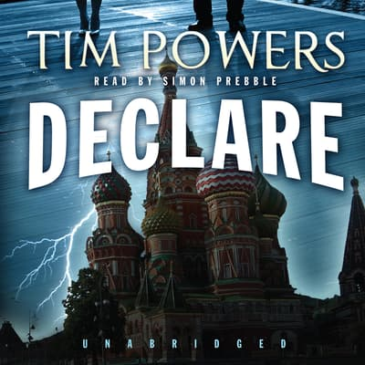 Declare by Tim Powers audiobook