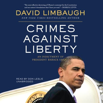 Crimes against Liberty by David Limbaugh audiobook