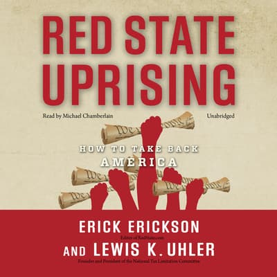 Red State Uprising by Erick Erickson audiobook