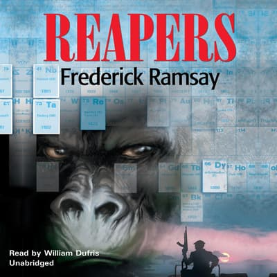Reapers by Frederick Ramsay audiobook