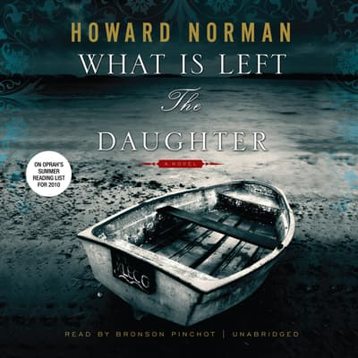 What Is Left the Daughter by Howard Norman audiobook