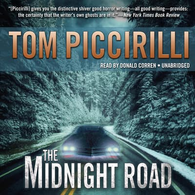 The Midnight Road by Tom Piccirilli audiobook
