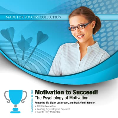Motivation to Succeed! by Made for Success audiobook