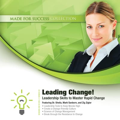 Leading Change! by Made for Success audiobook