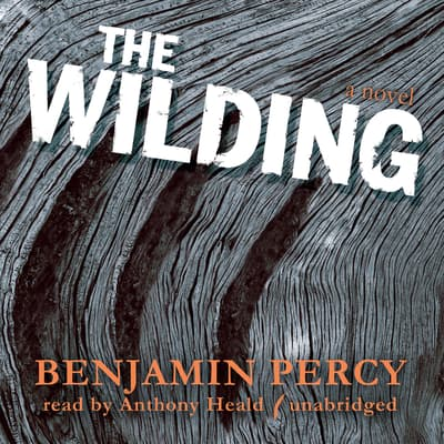 The Wilding by Benjamin Percy audiobook