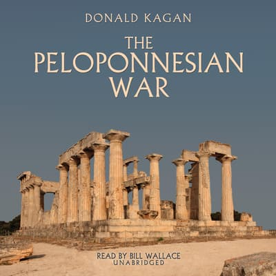 The Peloponnesian War by Donald Kagan audiobook