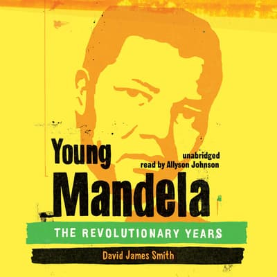 Young Mandela by David James Smith audiobook