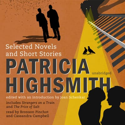 Patricia Highsmith by Patricia Highsmith audiobook