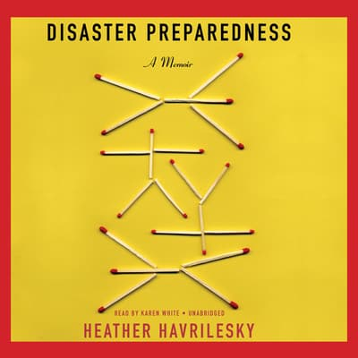 Disaster Preparedness by Heather Havrilesky audiobook