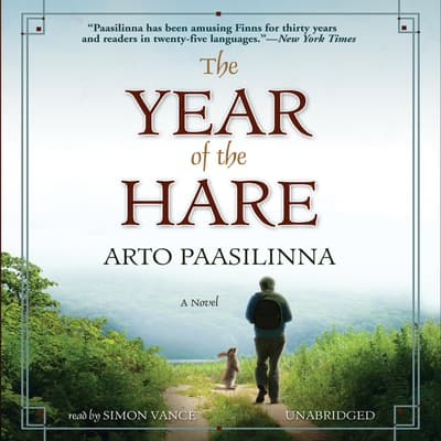 The Year of the Hare by Arto Paasilinna audiobook