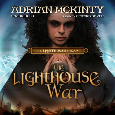 The Lighthouse War by Adrian McKinty audiobook