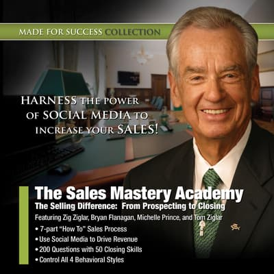 The Sales Mastery Academy by Made for Success audiobook