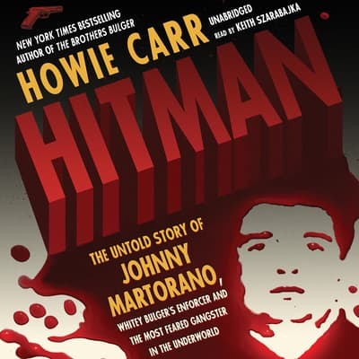 Hitman by Howie Carr audiobook
