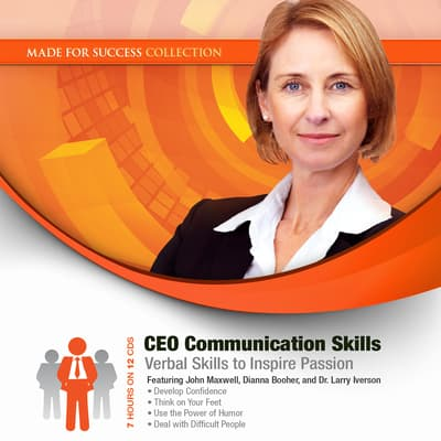 CEO Communication Skills by Made for Success audiobook