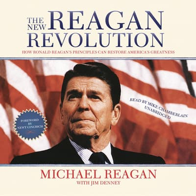 The New Reagan Revolution by Michael Reagan audiobook