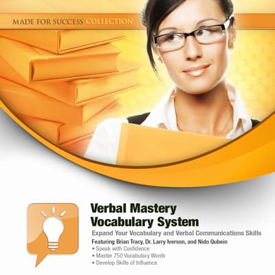 Verbal Mastery Vocabulary System by Made for Success audiobook