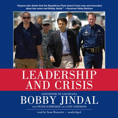 Leadership and Crisis by Bobby Jindal audiobook