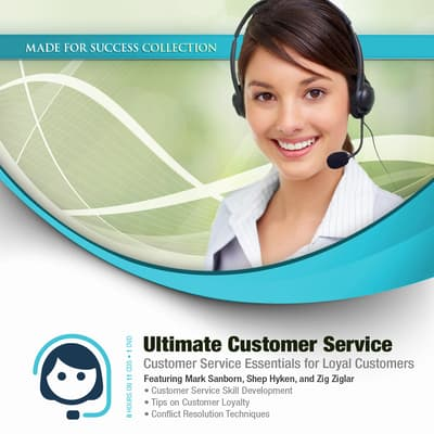 Ultimate Customer Service by Made for Success audiobook