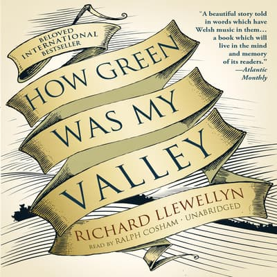 How Green Was My Valley by Richard Llewellyn audiobook