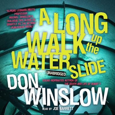 A Long Walk up the Water Slide by Don Winslow audiobook