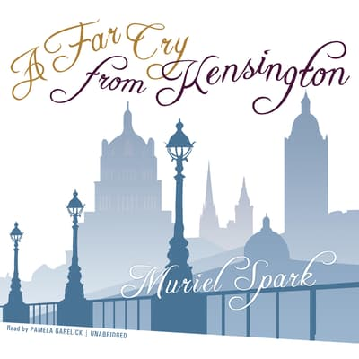 A Far Cry from Kensington by Muriel Spark audiobook