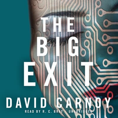 The Big Exit by David Carnoy audiobook