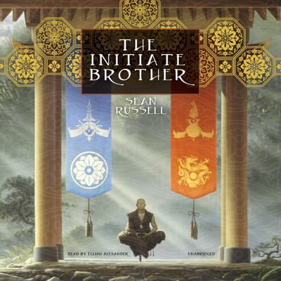 The Initiate Brother by Sean Russell audiobook
