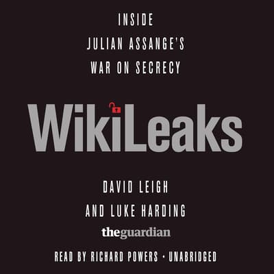 WikiLeaks by David Leigh audiobook