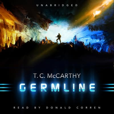 Germline by T. C. McCarthy audiobook