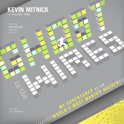 Ghost in the Wires by Kevin Mitnick audiobook