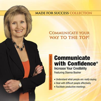 Communicate with Confidence by Made for Success audiobook