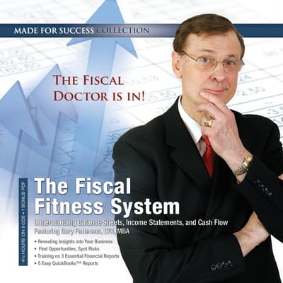 The Fiscal Fitness System by Made for Success audiobook