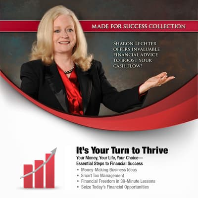 It's Your Turn to Thrive by Made for Success audiobook