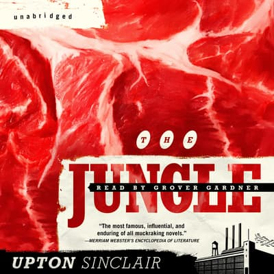The Jungle by Upton Sinclair audiobook