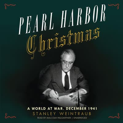 Pearl Harbor Christmas by Stanley Weintraub audiobook