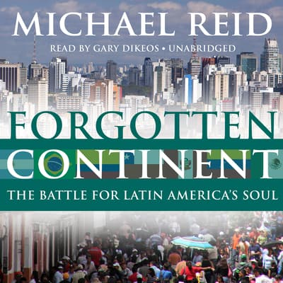 Forgotten Continent by Michael Reid audiobook