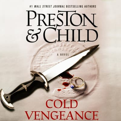 Cold Vengeance by Douglas Preston audiobook