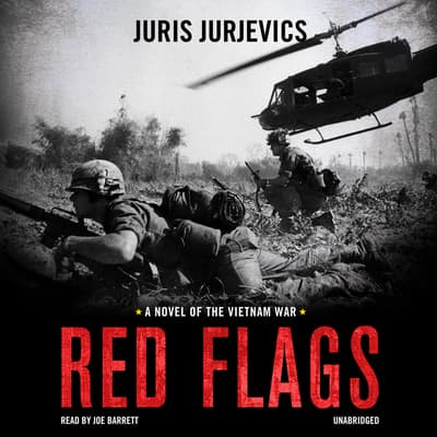 Red Flags by Juris Jurjevics audiobook