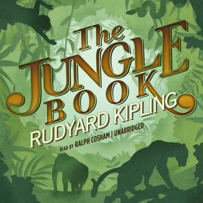 The Jungle Book by Rudyard Kipling audiobook