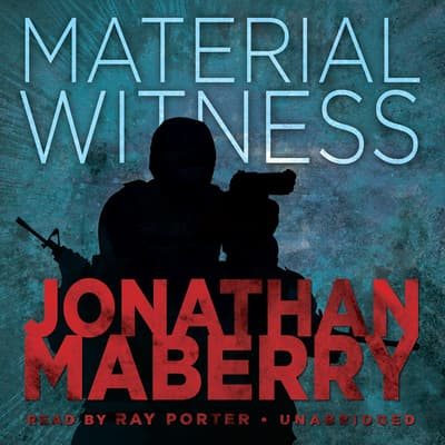 Material Witness by Jonathan Maberry audiobook