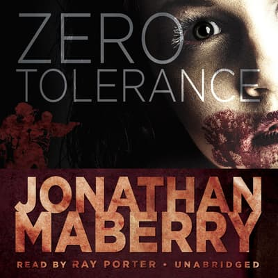 Zero Tolerance by Jonathan Maberry audiobook