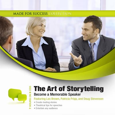 The Art of Storytelling by Made for Success audiobook