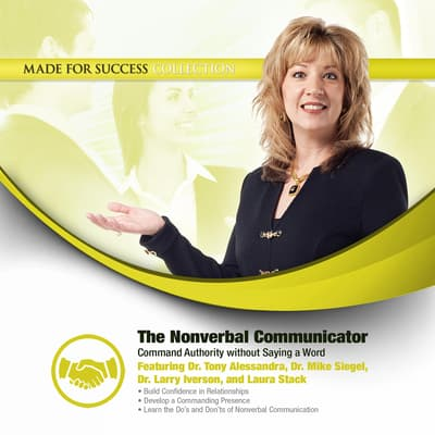 The Nonverbal Communicator by Made for Success audiobook
