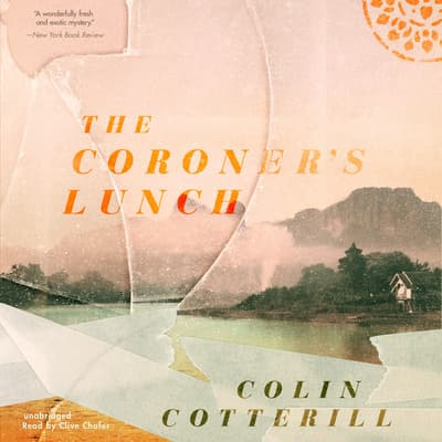 The Coroner's Lunch by Colin Cotterill audiobook